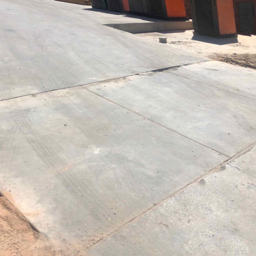 Salt Lace City Driveway Void-after